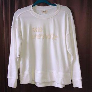 Madewell Sweat Shirt